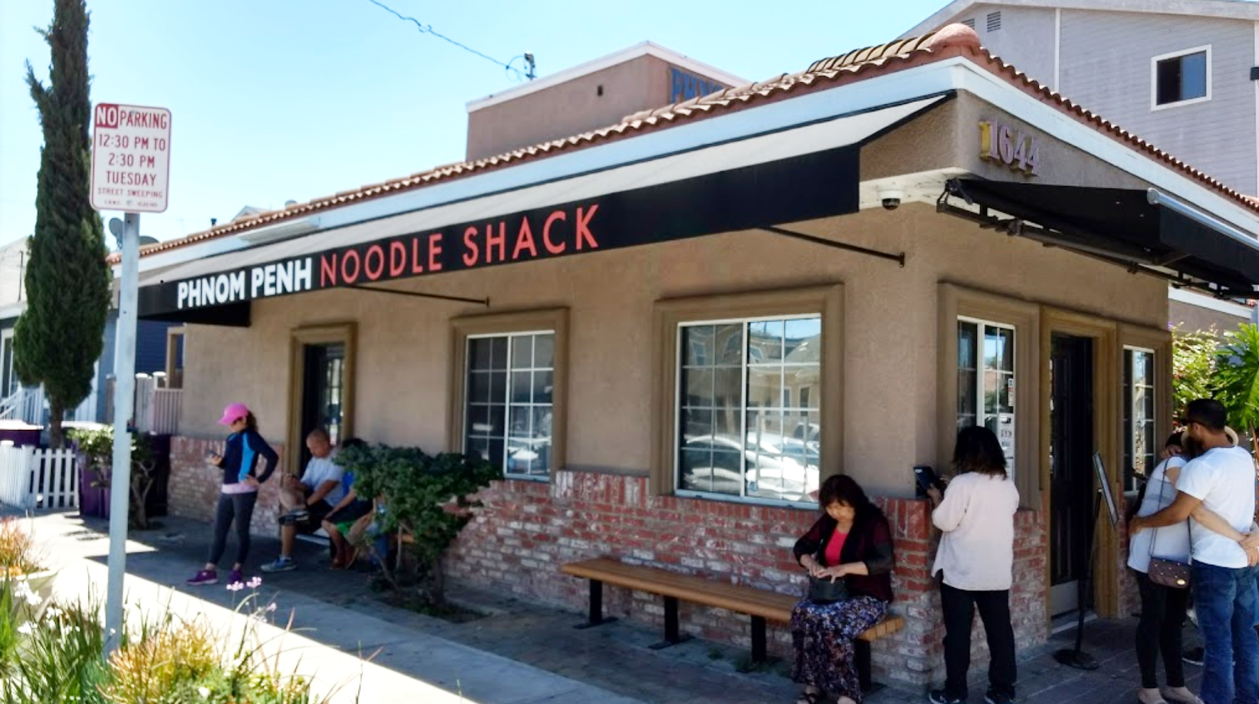 Opened in 1985, Phnom Penh Noodle Shack gives eaters a comfortable environment and simple Cambodian dishes for anyone to enjoy.