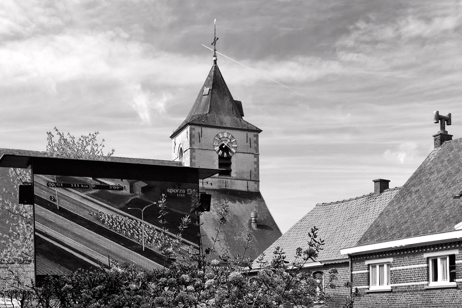 At the place, Oude Kwaremont