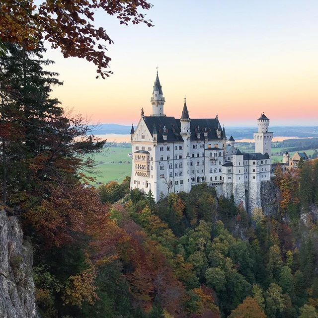 Last night in Europe. Ready to be home. #bavaria #anotherdamncastle