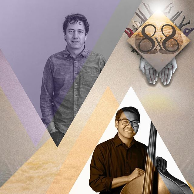 Things are bound to get interesting as I turn the sound off on a film I made a few years back and allow @eric_nakamoto to interpret a piece of music, live, to fill the silence. There are a number of film/music collaborations happening this Saturday, May 4th, at the Coconino Center for the Arts at 7pm. You should come check it out. #silentfilm #livemusic #gettingweird
