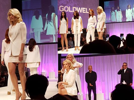 Goldwell Hair presentation!