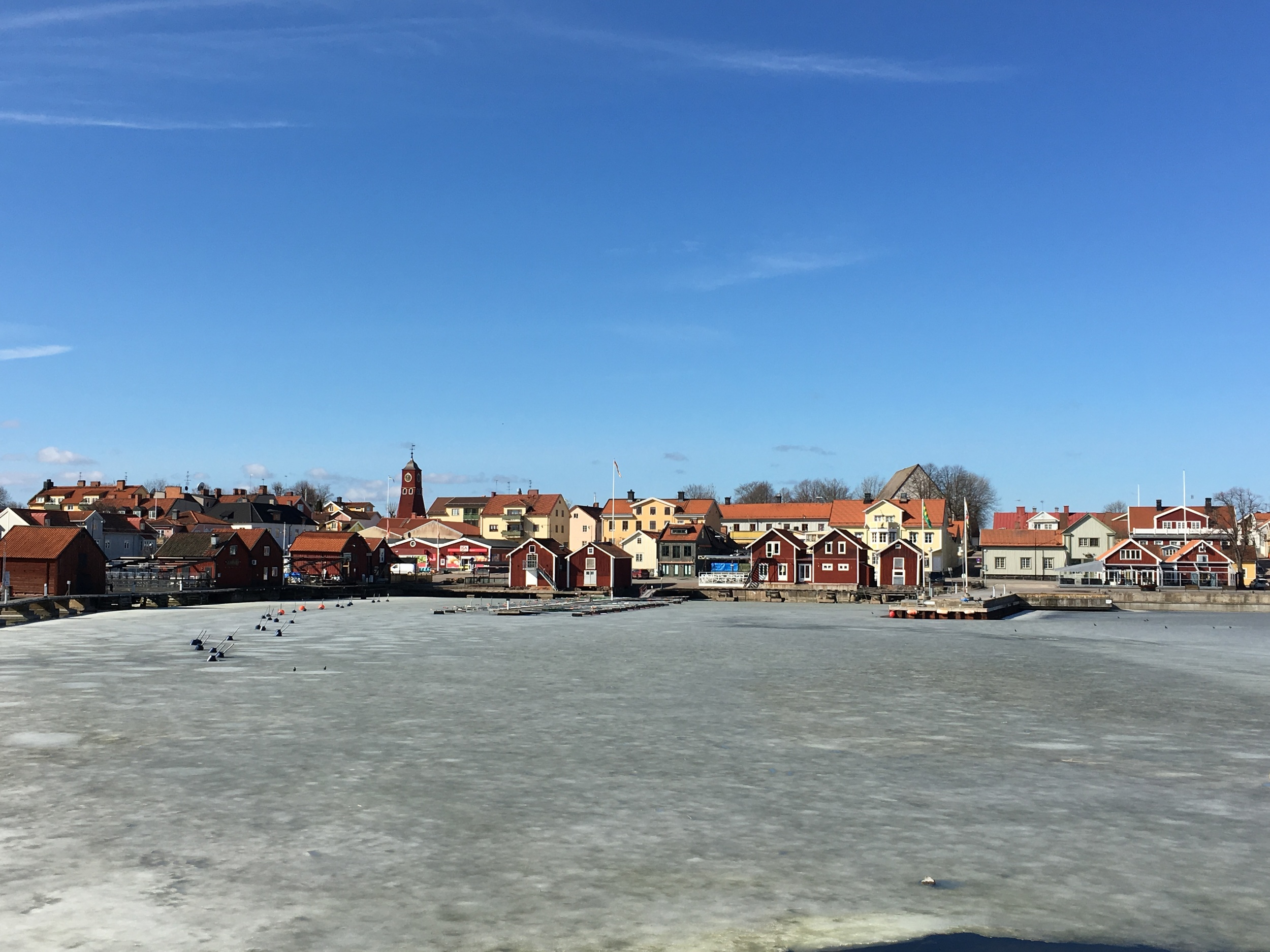 A trip to Öregrundthe Monday after Easter