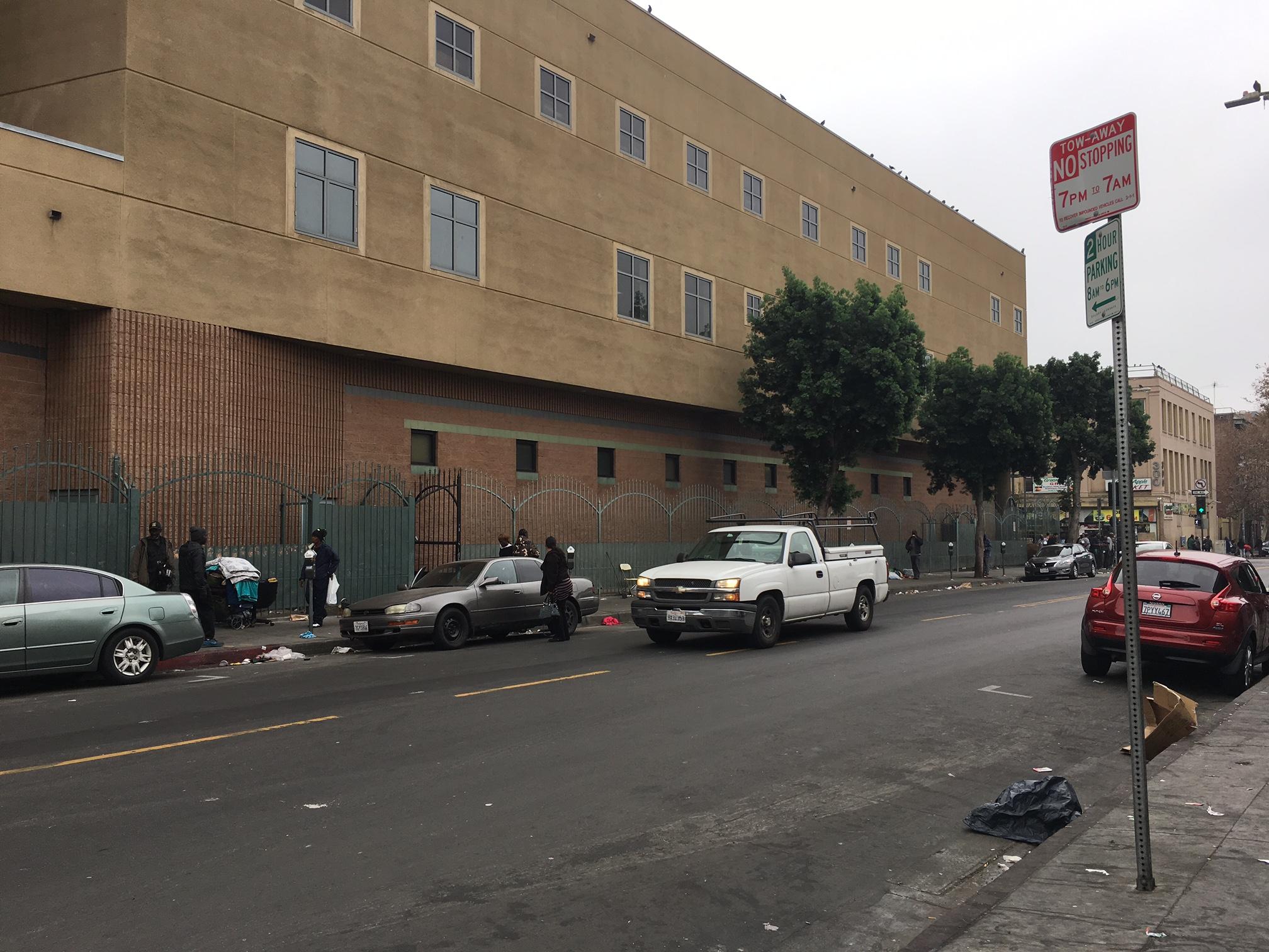 No place like California to be homeless