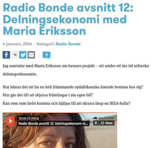 Radio Bonde