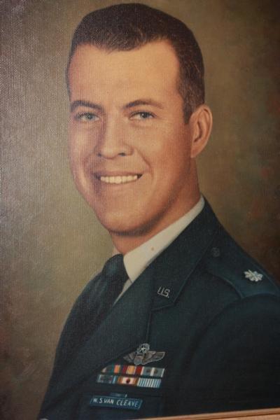 Lt. Col. Walter Van Cleave (1927 - 1969)