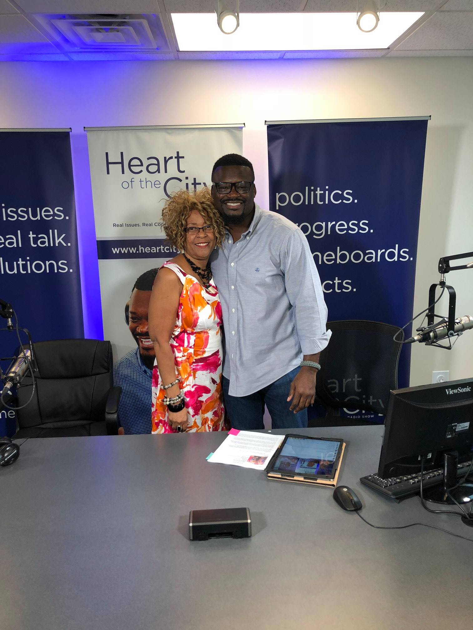 Heart of the City Interview -