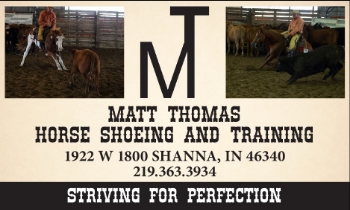 Matt's horsemanship skills and coaching abilities are shown at every RHAM show as he helps riders of all ability levels in their cattle classes. Matt's willingness to share his knowledge in clinics and shows is greatly appreciated by many rham members.