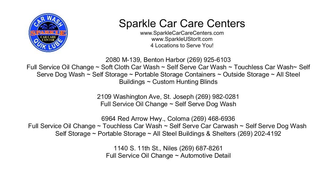 www.Sparklecarcarecenters.com