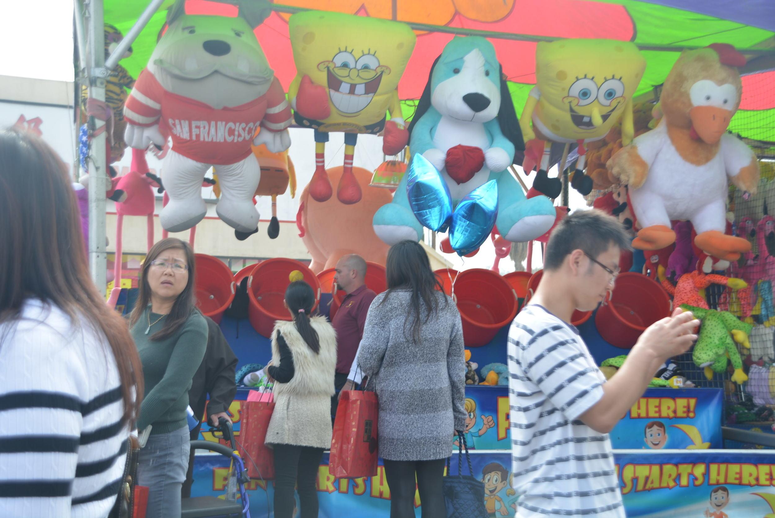 Carnival fun gifts