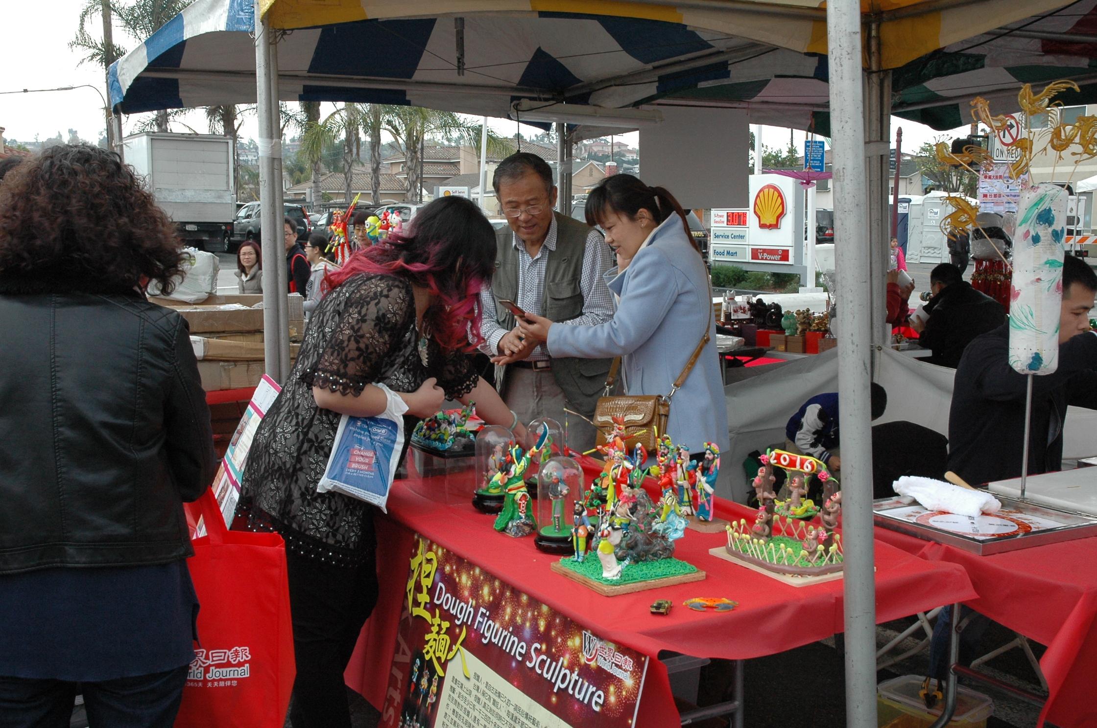 Traditional Chinese folk arts-be amazed