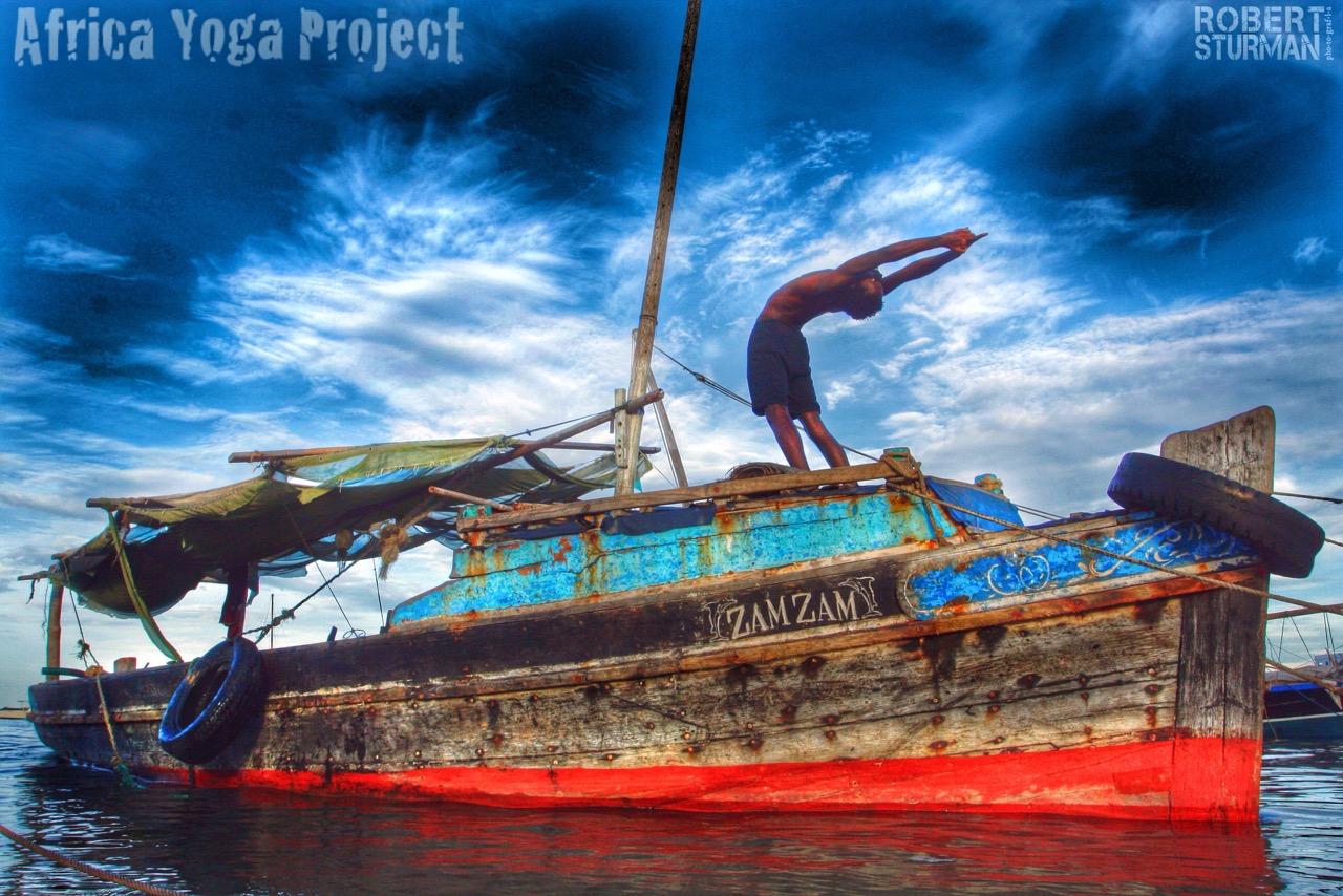 Billy Sadia - Lamu Island, Kenya