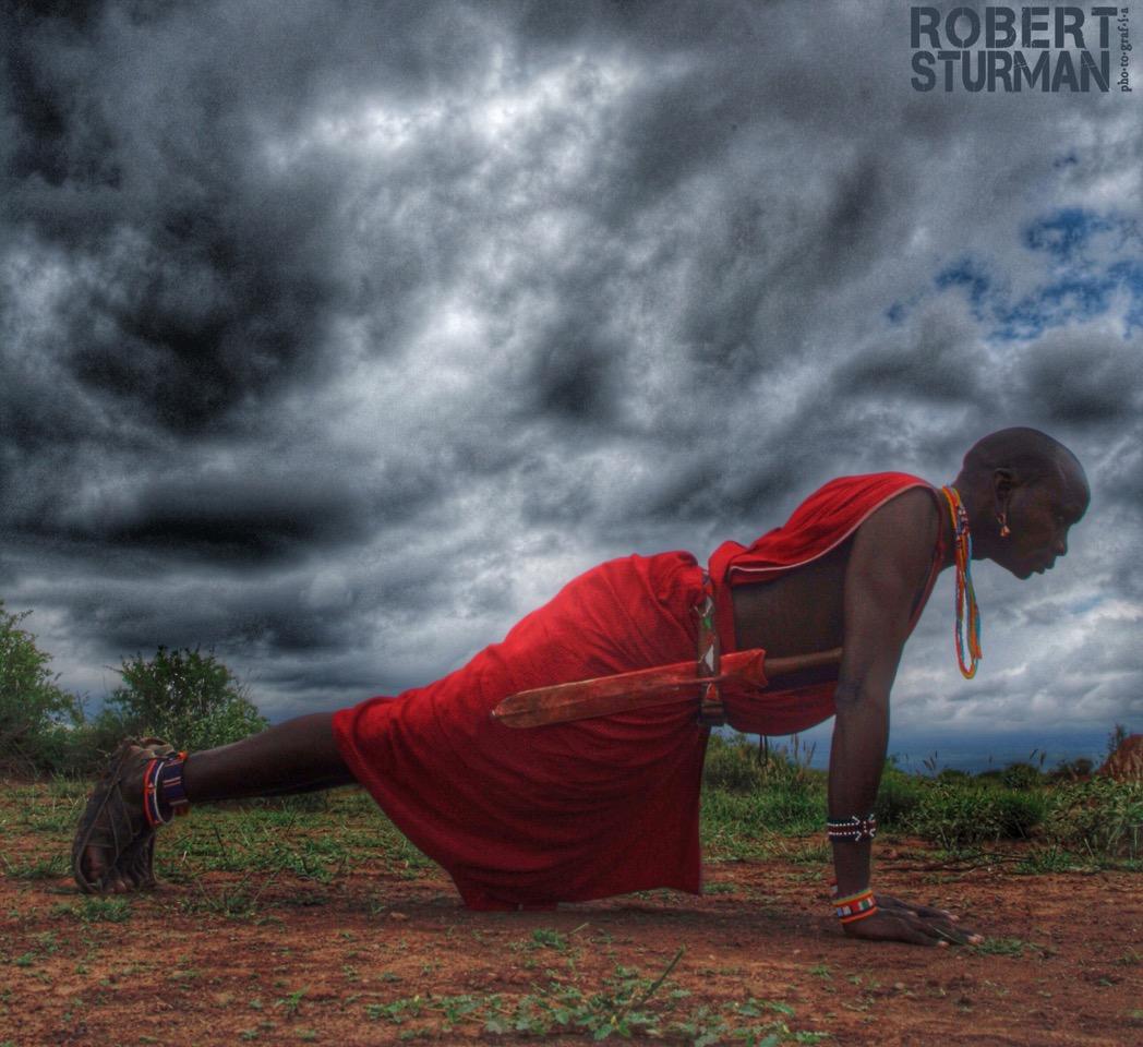 Jacob Parit Noomek- Maasai Village, Kenya (The Foothills of Kilimanjaro)