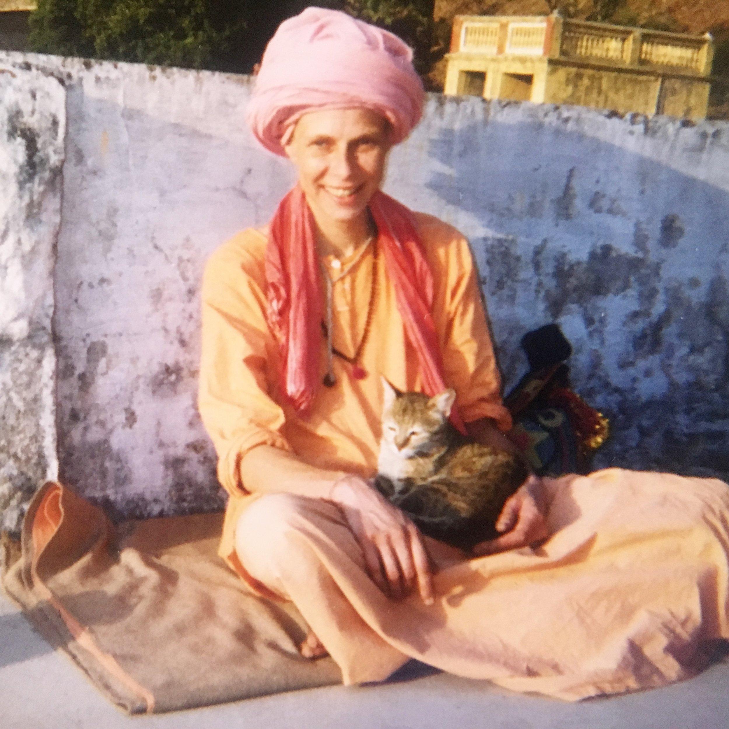 Photo of Yamuna Ma in India