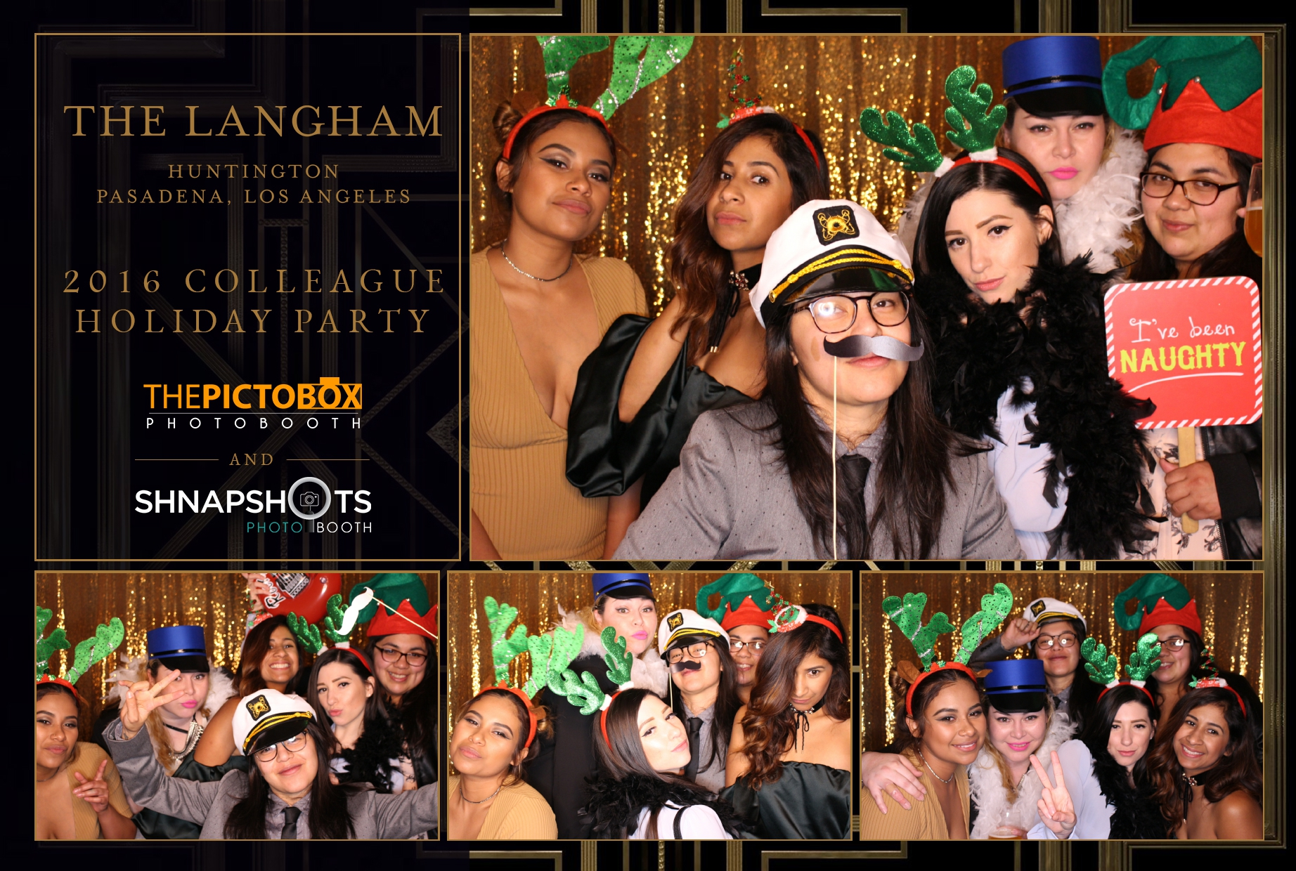 The Langham Colleague Holiday Party