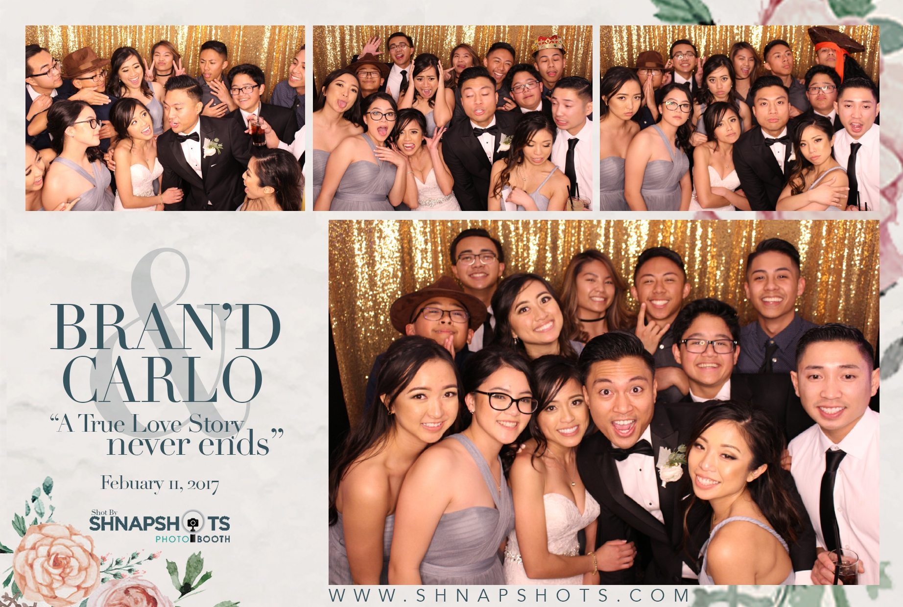 Bran'D & Carlo's Wedding
