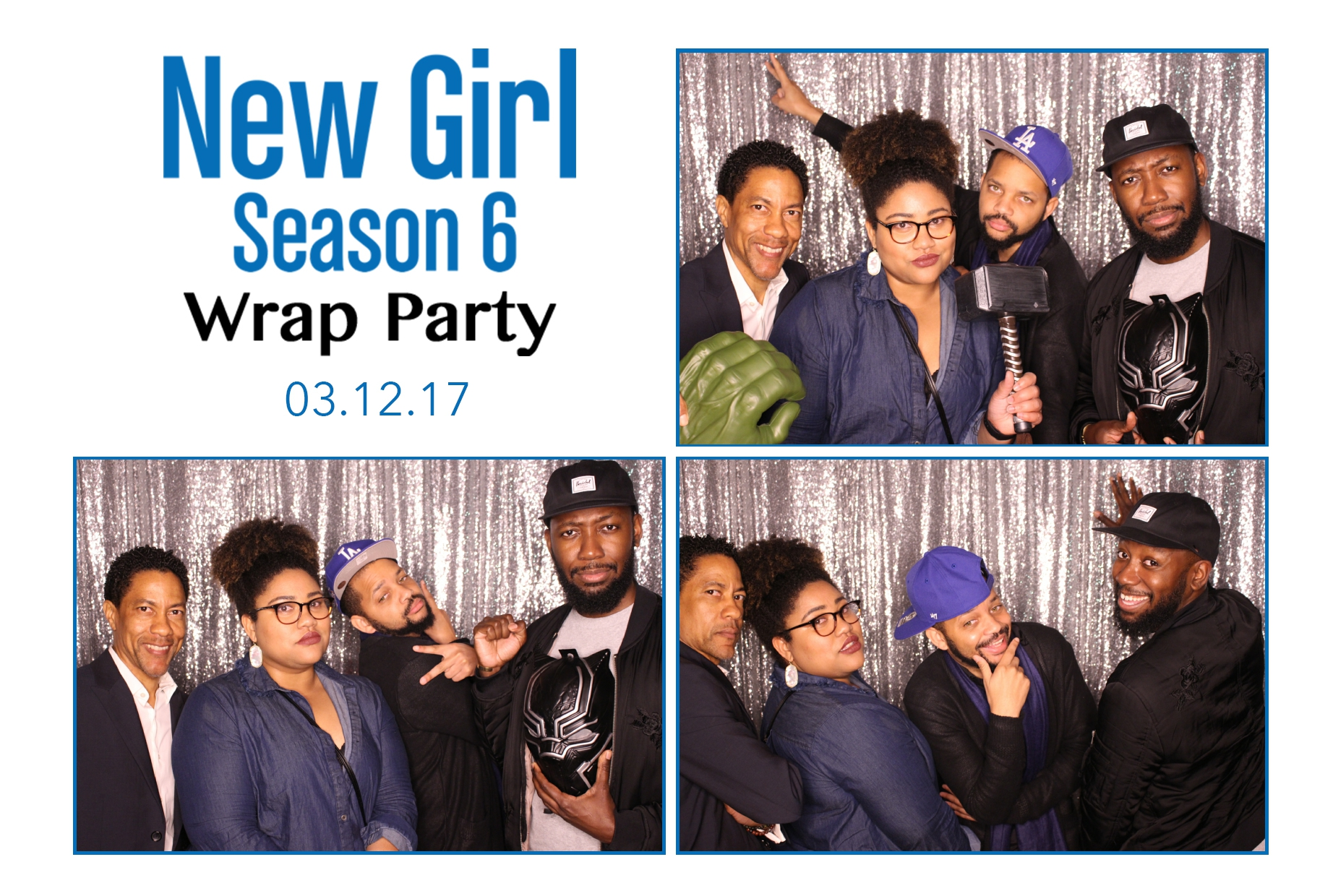 New Girl Season 6 Wrap Party