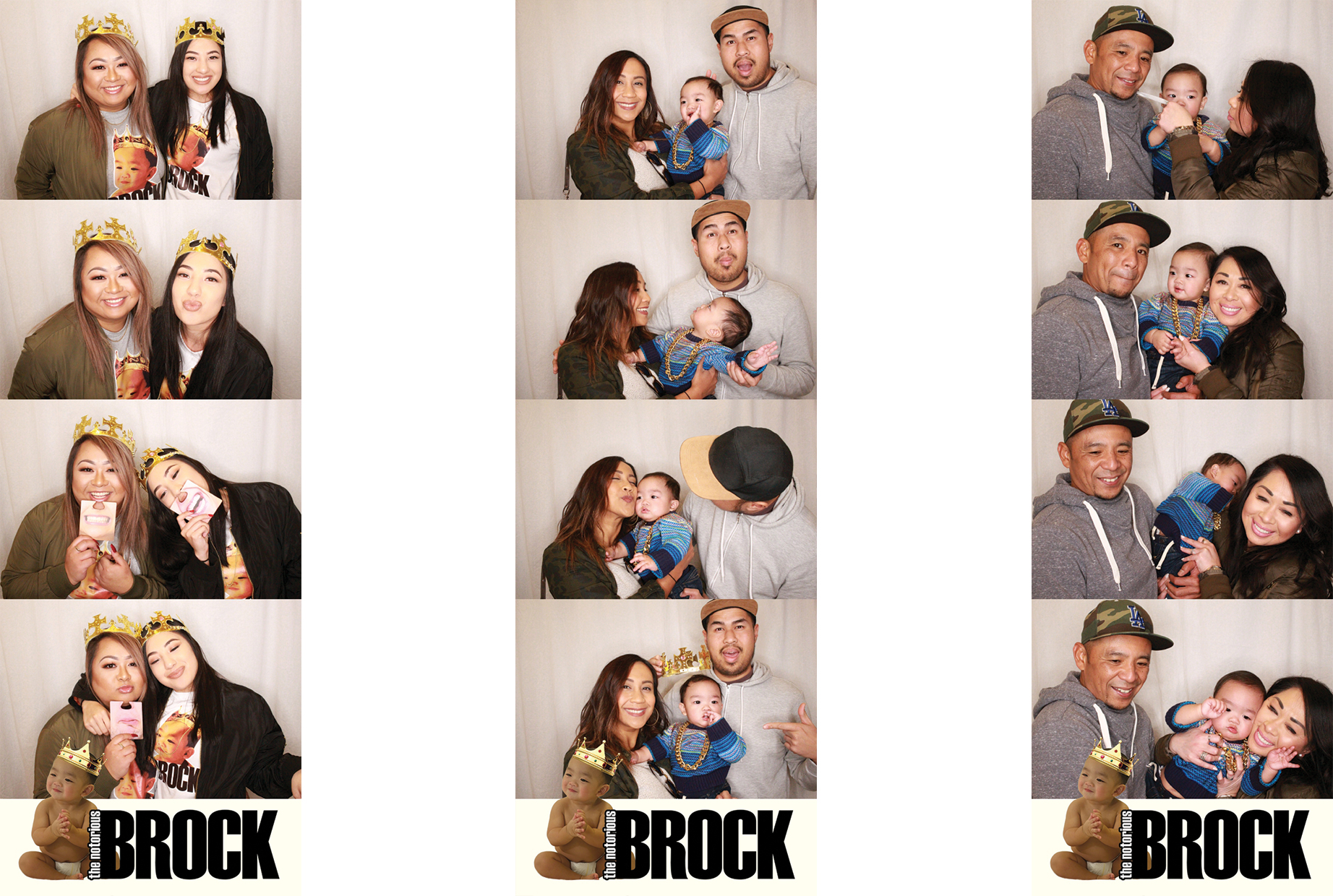 Brock's Birthday