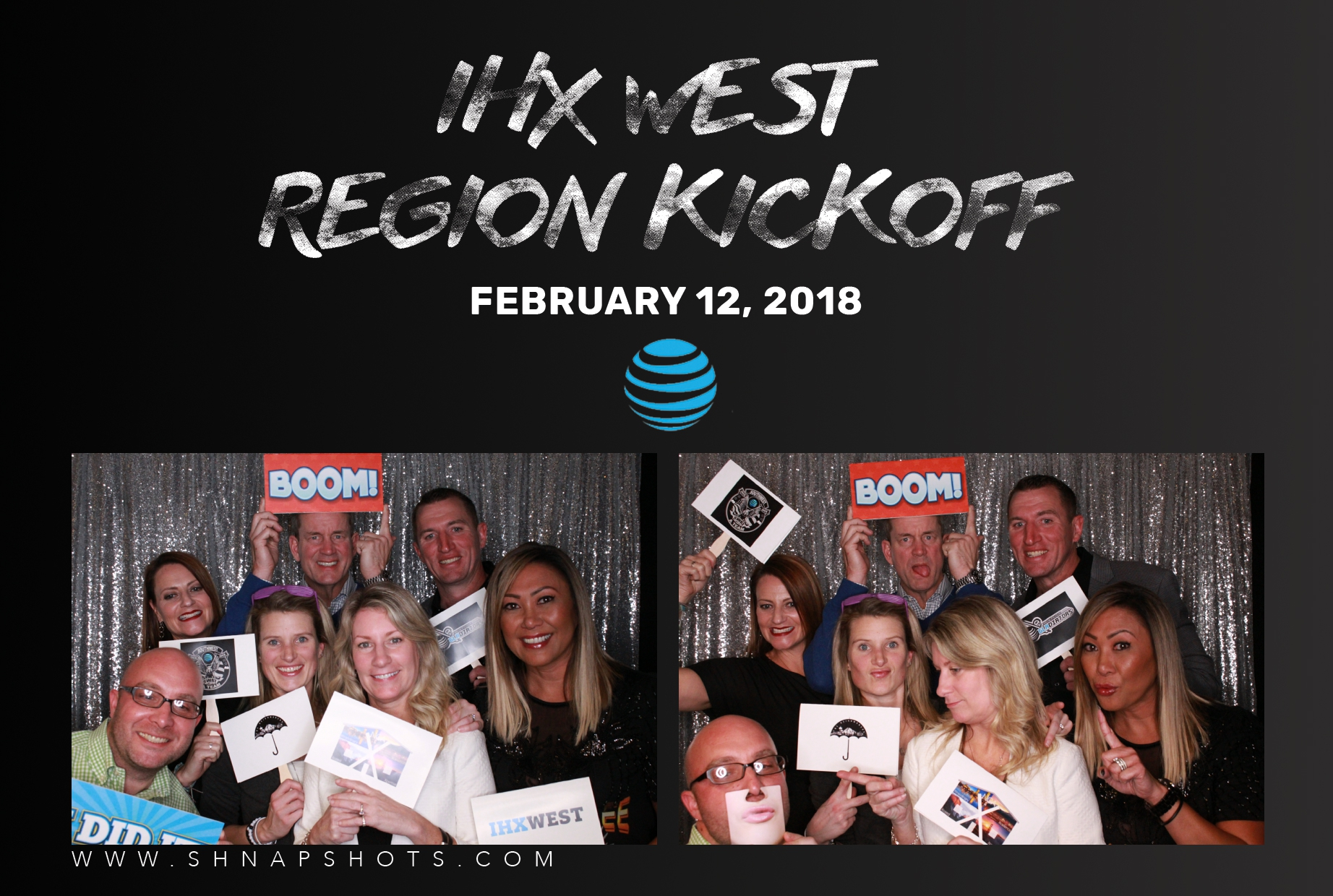 AT&T West Region Kickoff