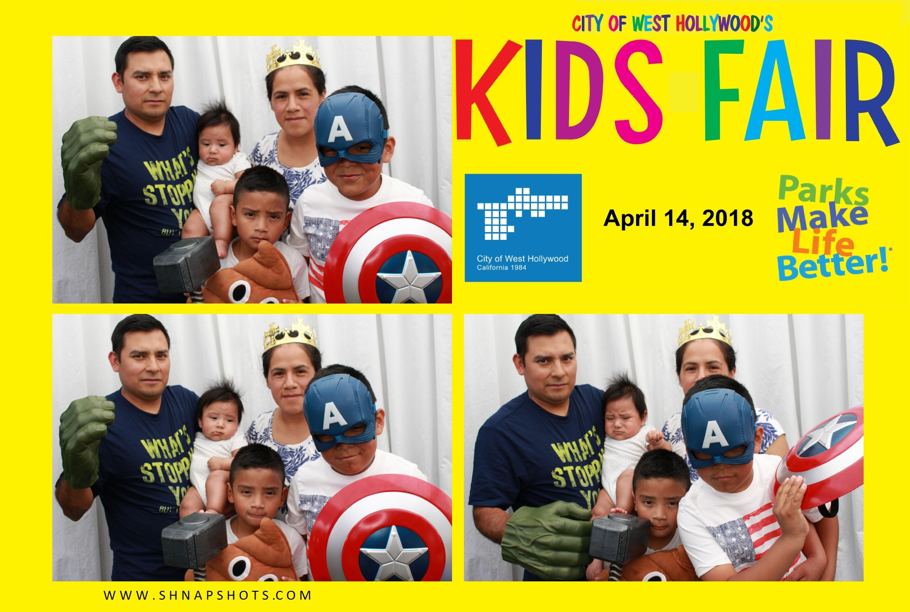 West Hollywood - Kids Fair