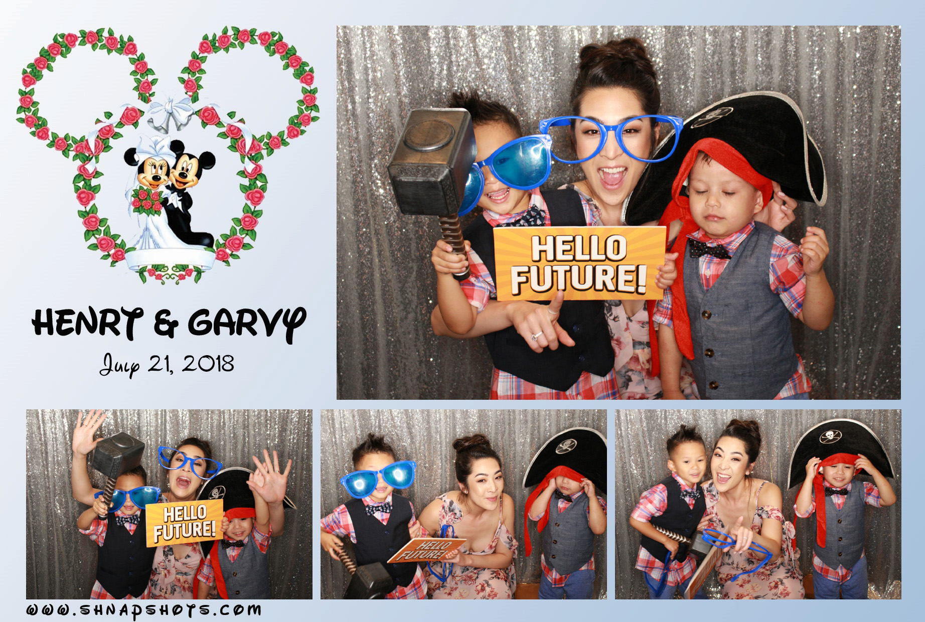 Henry & Garvy Wedding