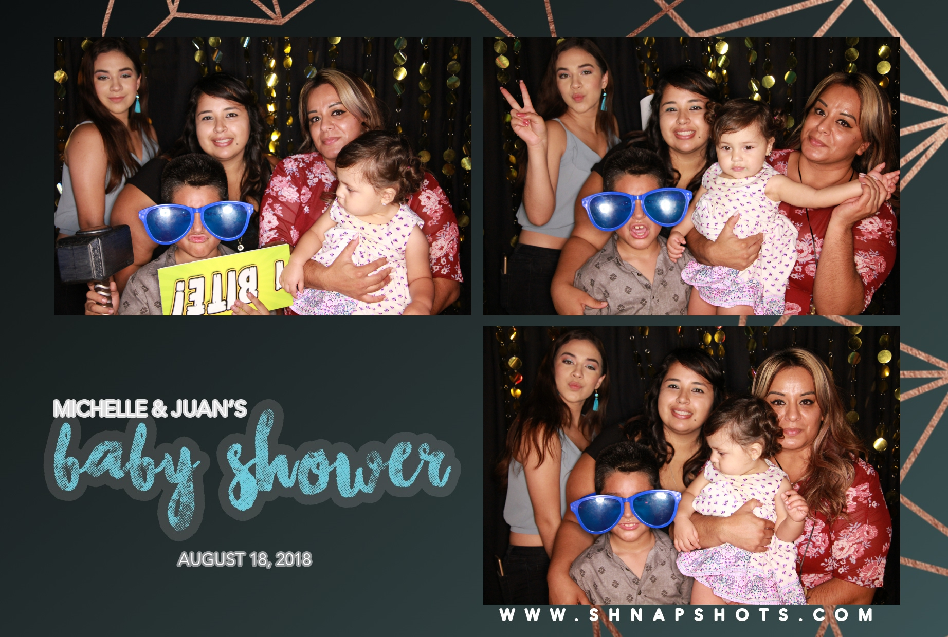 Michelle & Juan's Baby Shower