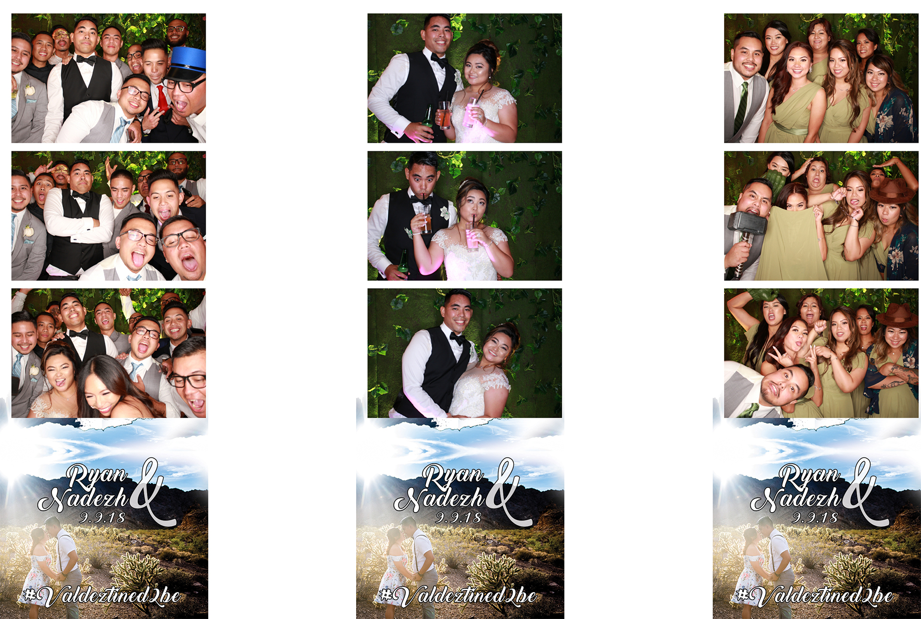 Ryan & Nadezh's Wedding