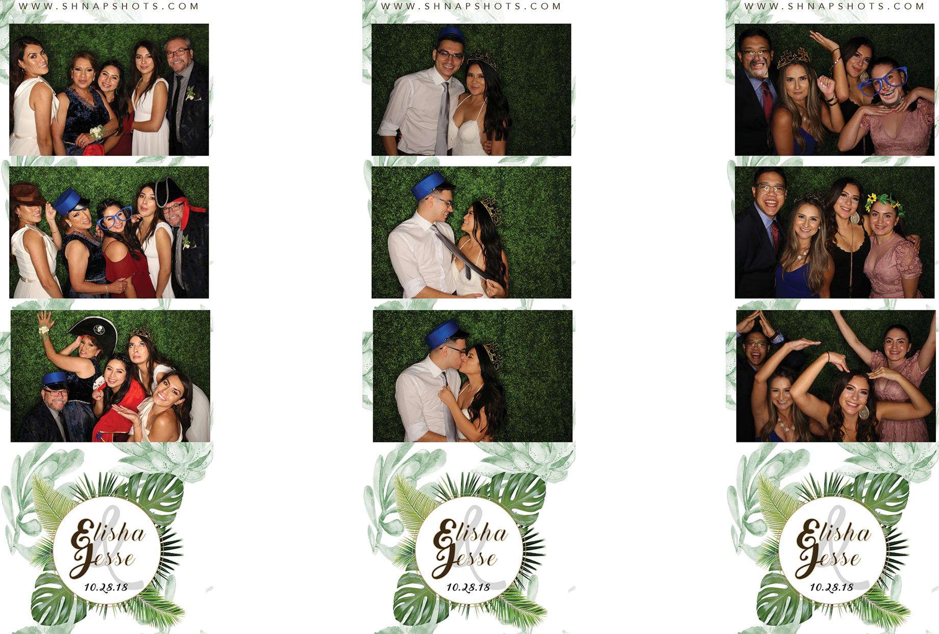 Elisha & Jesse Wedding