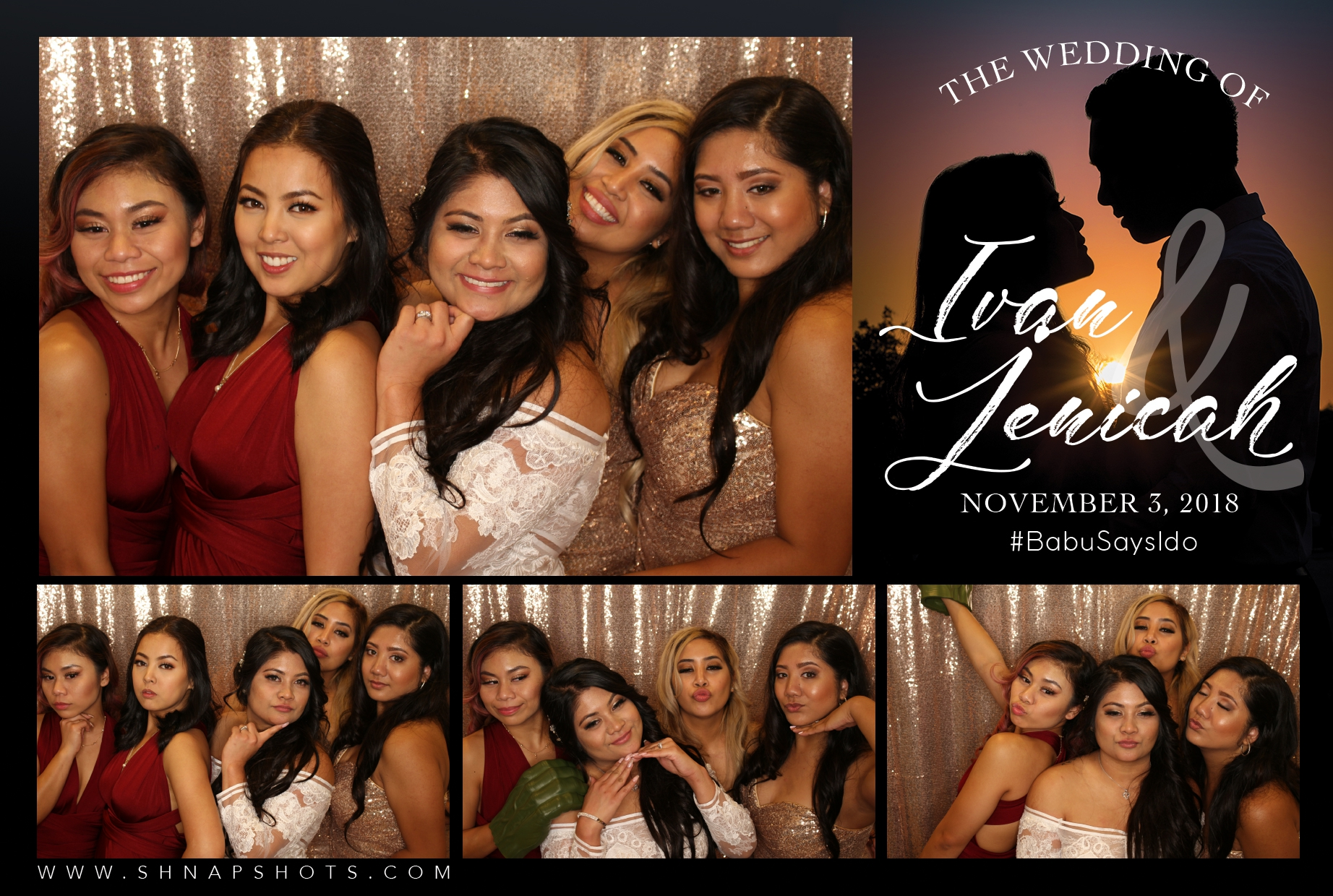 Ivan & Jenicah Wedding