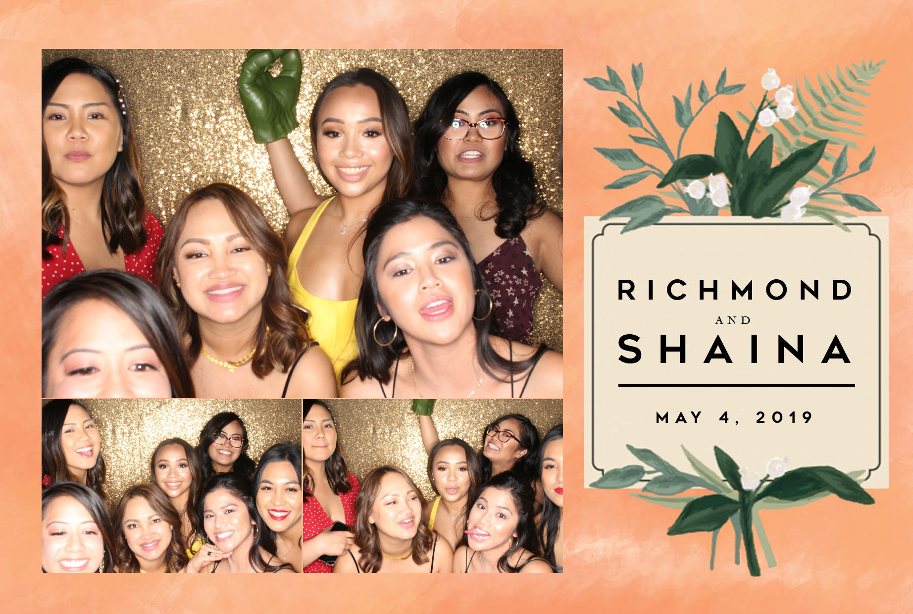 Richard & Shaina Wedding