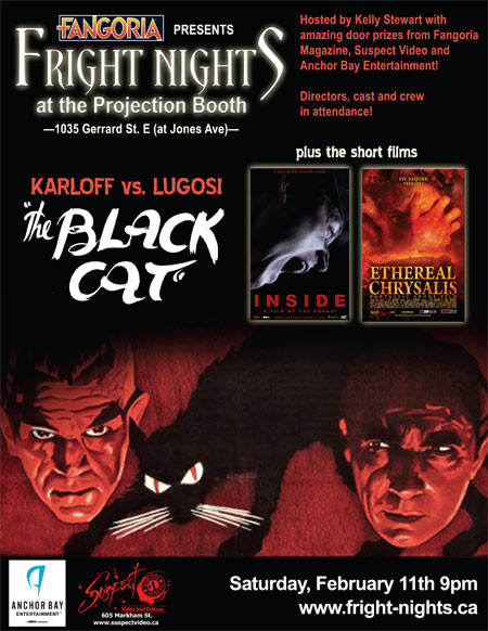 Fright Nights at The Projection Booth