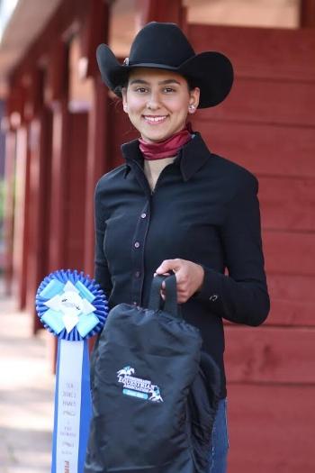 IEA Zone 1 Champion JV Novice Horsemanship