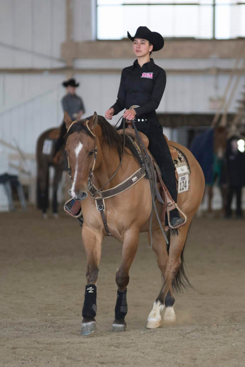 YEDA Invitational Champion Diamond Horsemanship
