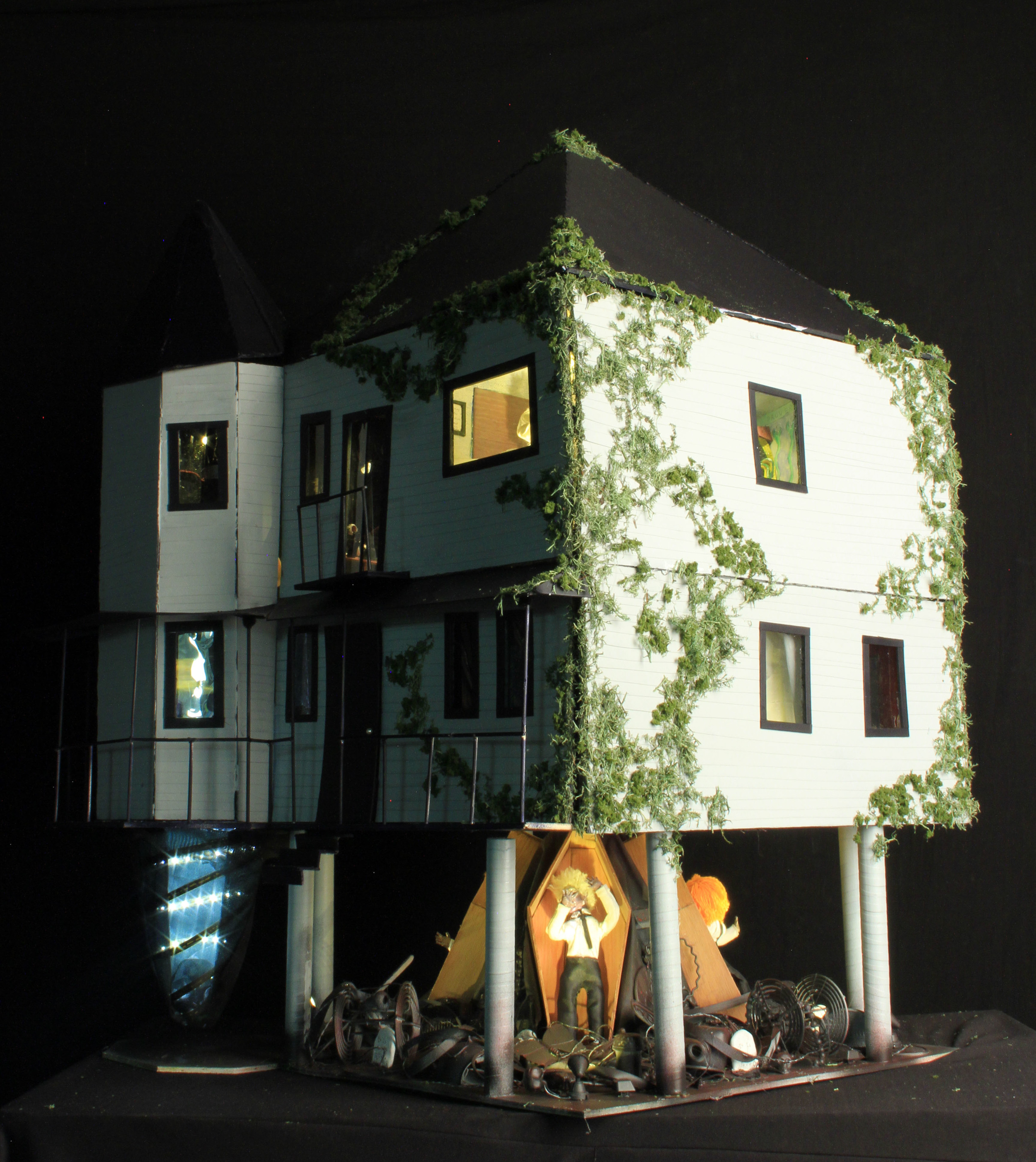 Little House of Phobias
