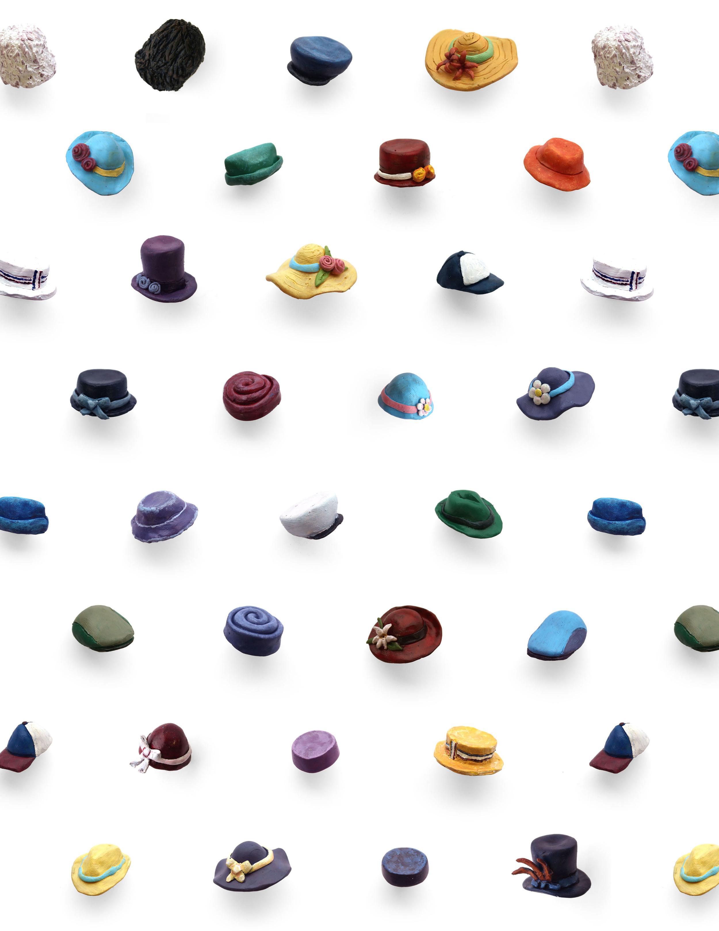 Tiny Hats on Parade