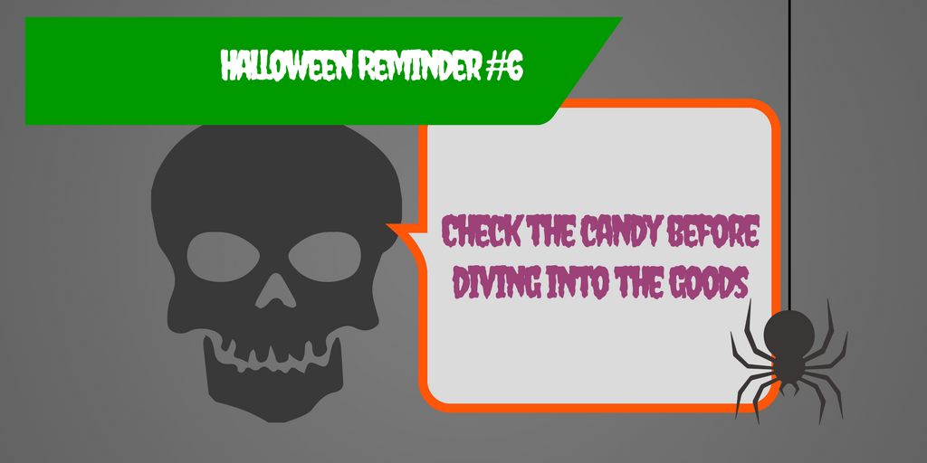 kids halloween safety