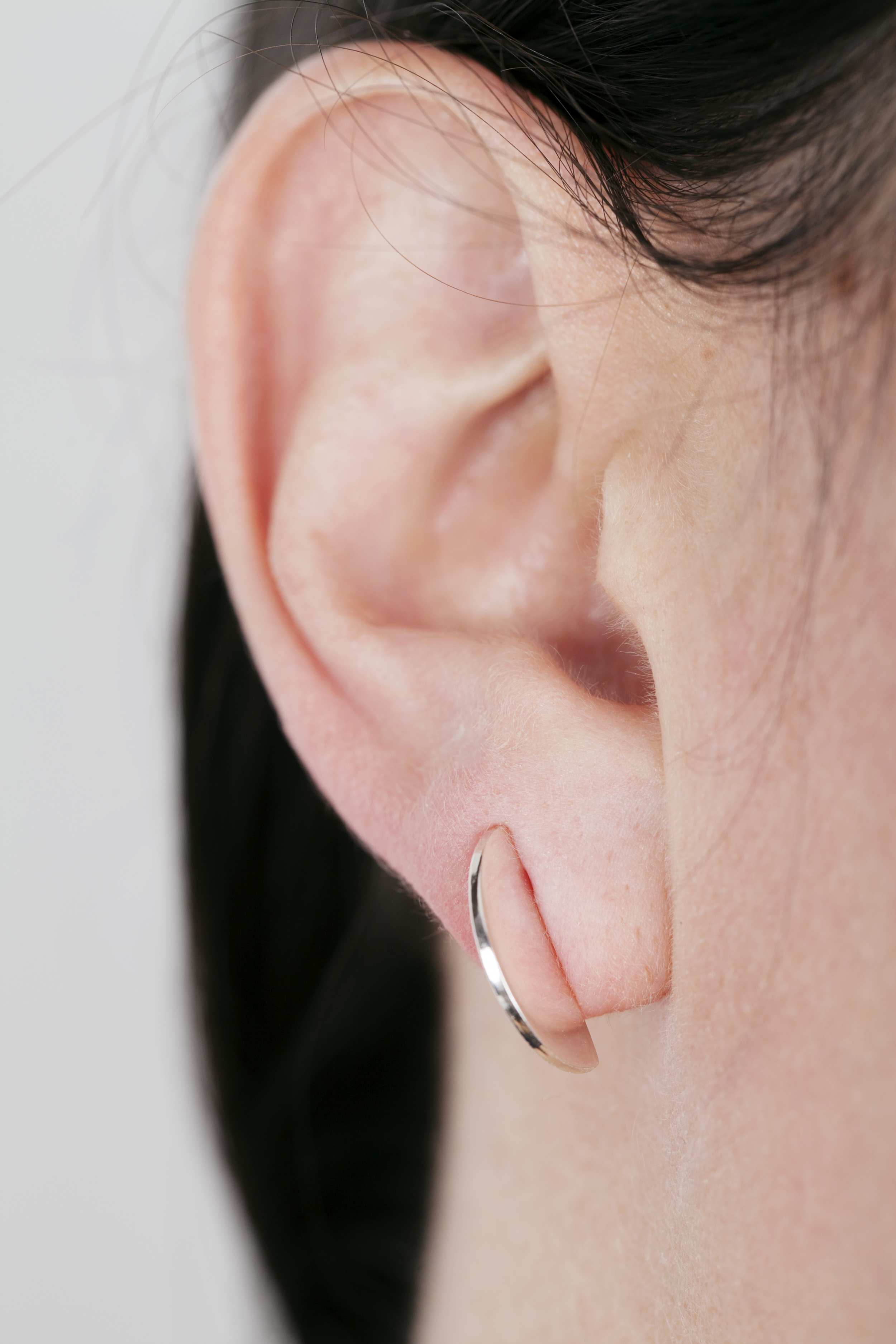 Bisect 2 Earrings