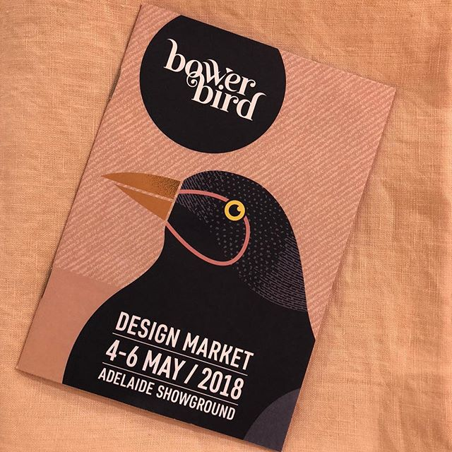 ADELAIDE! We're here @bowerbird.au for the whole weekend!