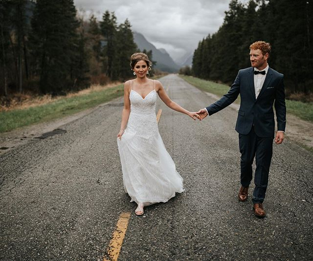 I've shot on this road many times, but it never gets old for me! With different couples, different light, and different seasons, I am always inspired in new ways... I mean Madelyn and Justin could walk on any old road though and look 👌. . . . #radlovestories #junebugweddings #andreaballphoto #portraitcollective #tribearchipelago #lxcpresets #pnwcollective #lookslikefilm #stylemepretty #greenweddingshoes #photobugcommunity #vancouverweddingphotographer #loveandwildhearts #emotionoverperfection #dirtybootsandmessyhair #pnwedding #heyheyhellomay