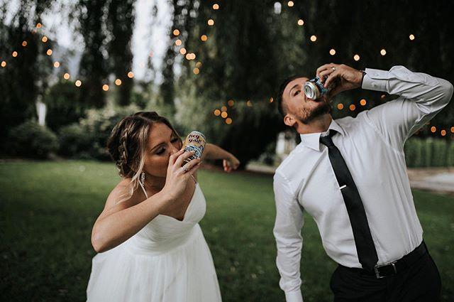 Just a reminder to have fun on your wedding day 😊✌️ . . . #radlovestories #junebugweddings #andreaballphoto #portraitcollective #tribearchipelago #lxcpresets #pnwcollective #lookslikefilm #stylemepretty #greenweddingshoes #photobugcommunity #vancouverweddingphotographer #loveandwildhearts #emotionoverperfection #dirtybootsandmessyhair #pnwedding #heyheyhellomay