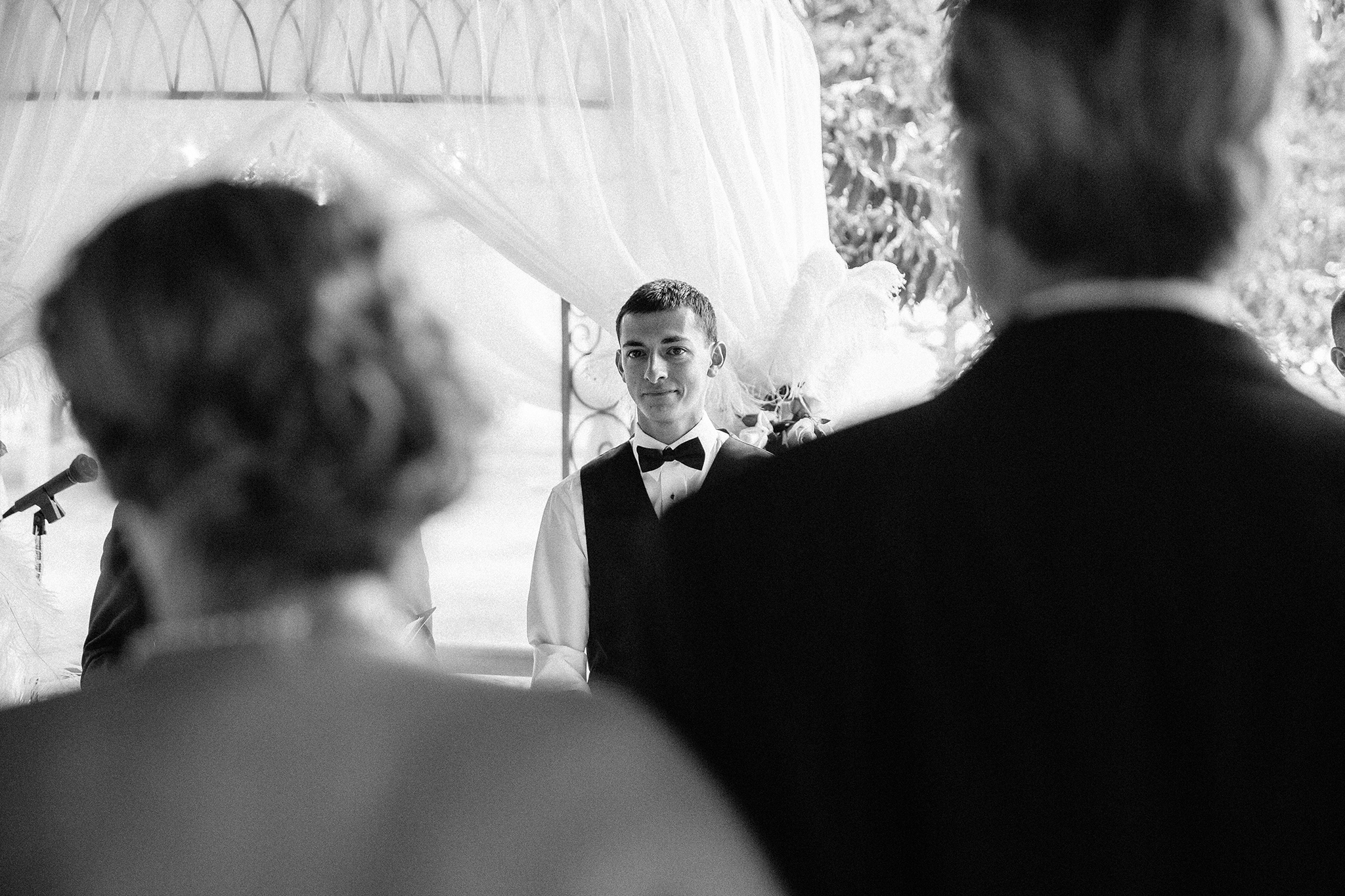 Bride and Groom, Father of the Bride, Wedding Ceremony