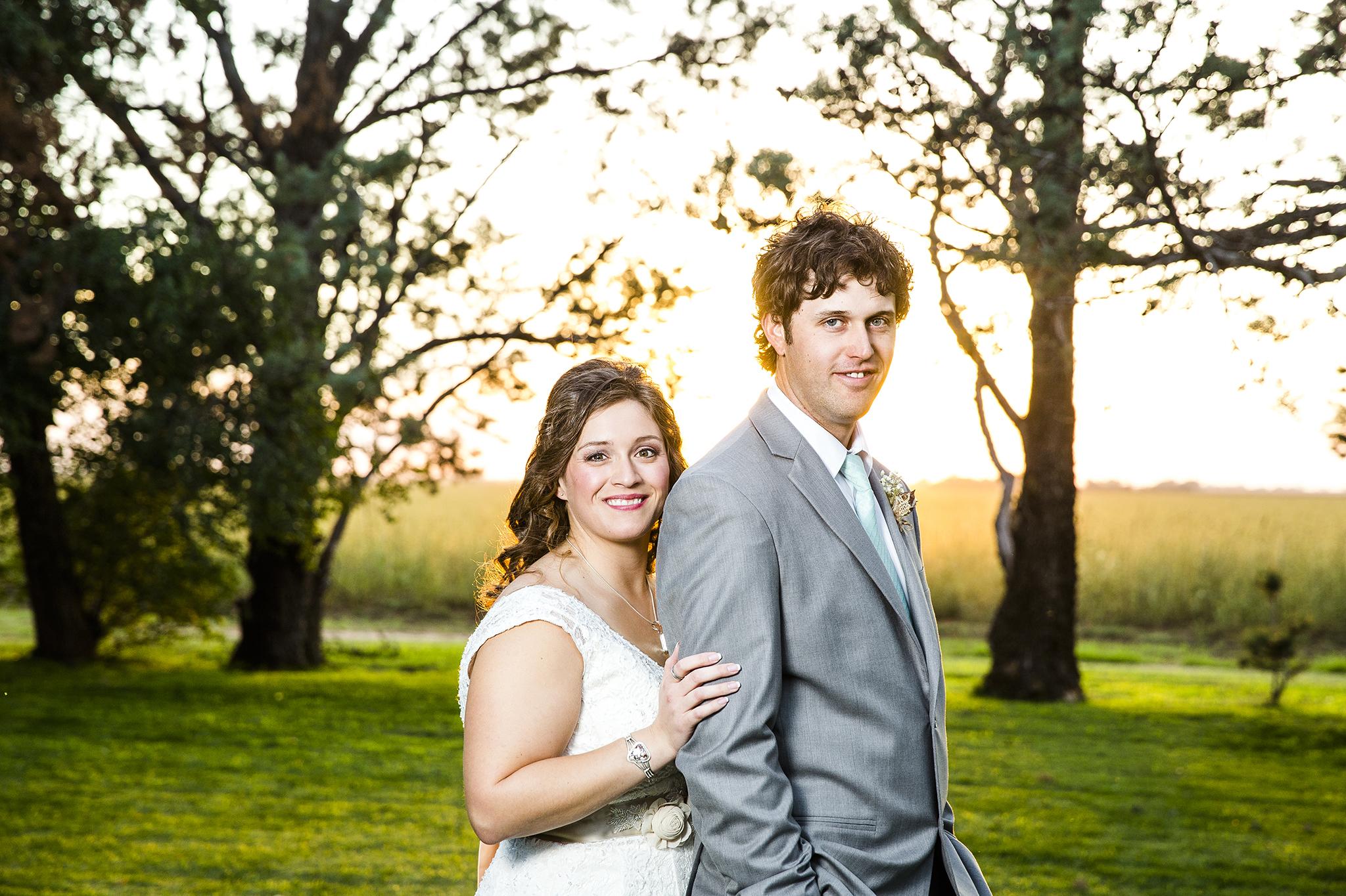 Lubbock Wedding Photography Wedding Photographer Walnut Tree Bride and Groom Portrait