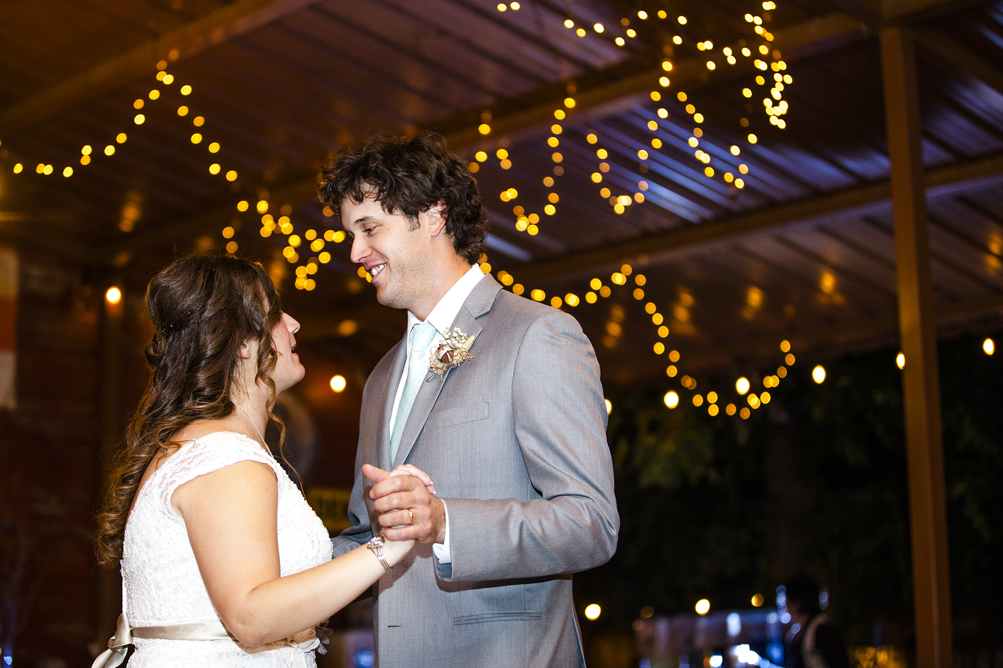 Lubbock Wedding Photography Wedding Photographer Walnut Tree Bride and Groom Dance