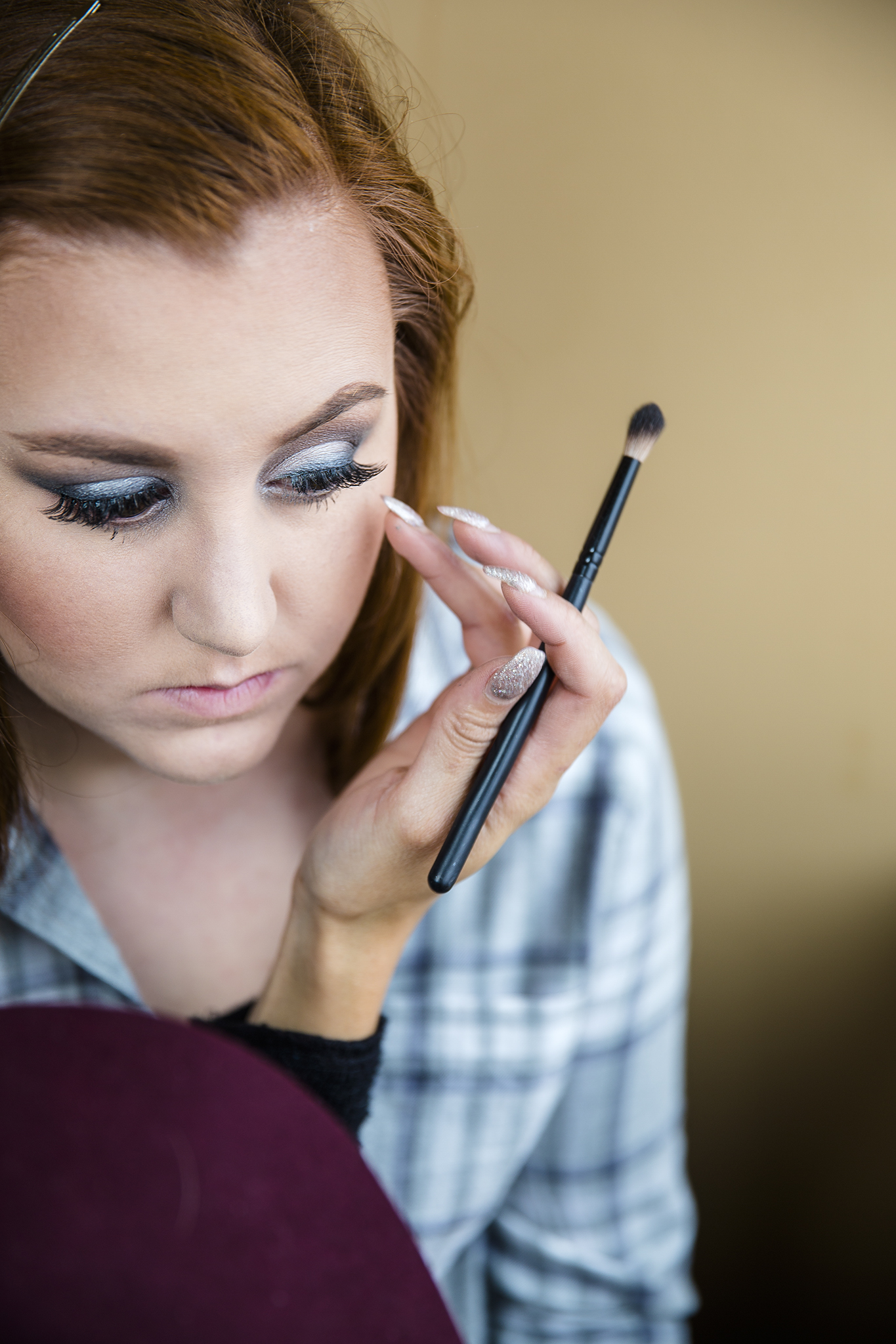 make up pictures, overton hotel lubbock texas, wedding photography