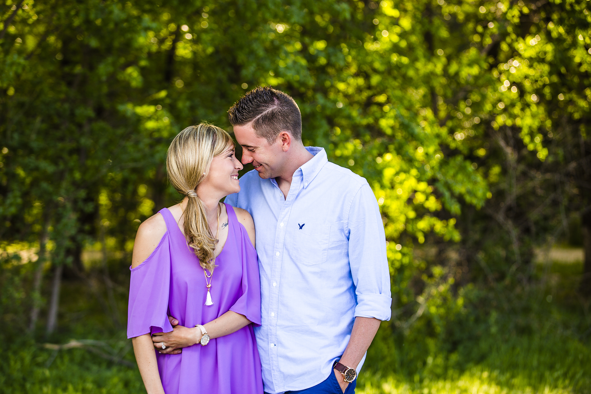Love, Sweet Picture, Lubbock Engagements