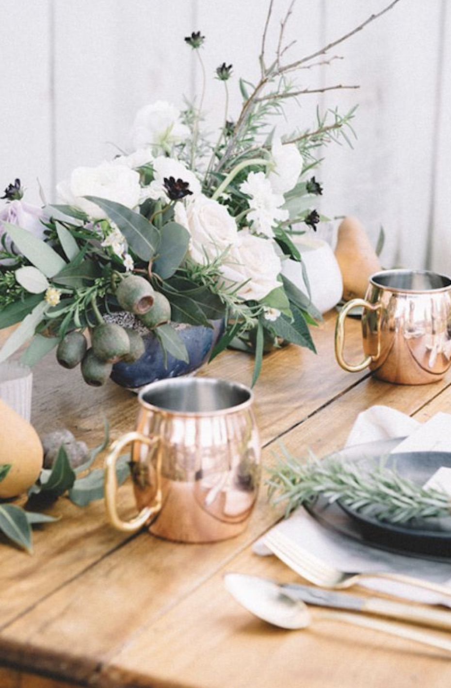 Inspiration photo for our floral arrangements for our big day.
