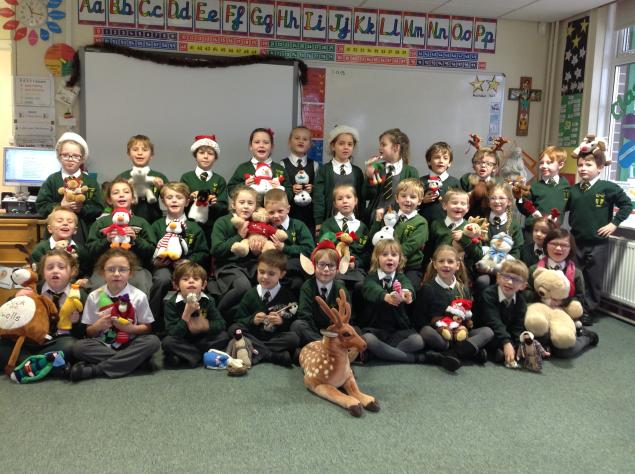 Happy Christmas from Year 2