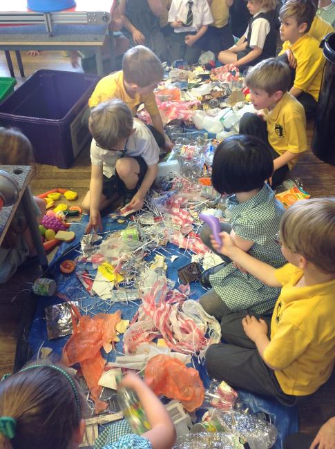 Topic week - Recycling