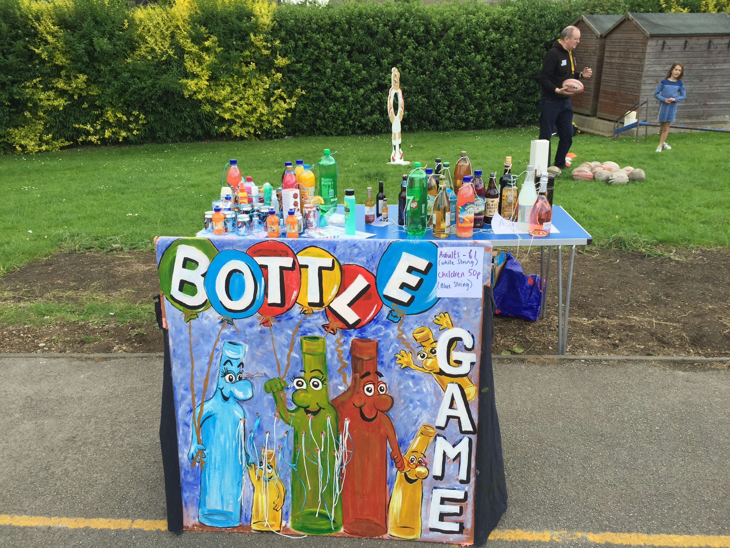 Bottle Tombola