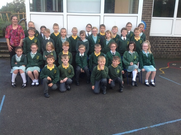 Our first week back!   Spring Term    Our fantastic Space week was Out of this World        Collective Worship   Year 4 led the whole school Mass for All saints' Day on the 1st November.