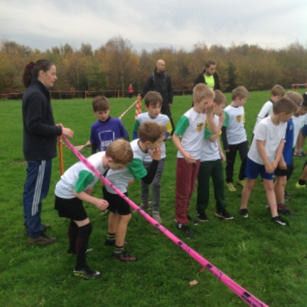 4th OctoberCross Country - Well done to all the children who took part in the Cross Country on Saturday 4th October at Middleton Park.All the children finished in the top half of their races and showed real determination.
